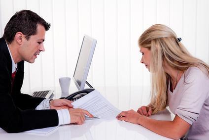 Als Unternehmensberater Kunden fr sich gewinnen