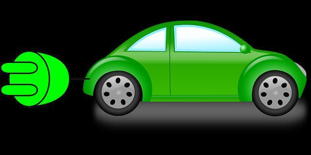 Vorteile Elektroauto Dienstwagen | Foto: (c) OpenClipart-Vectors/pixabay.com