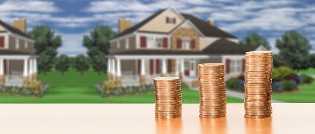 Kapital in Immobilien anlegen | Foto: (c) geralt /pixabay.com