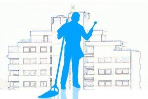 Hauswart hat Vorteile für Vermieter