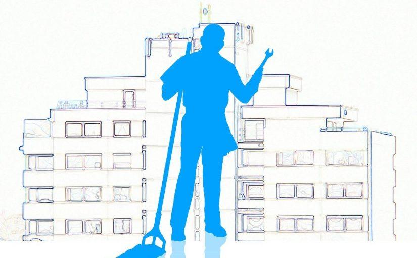 Hauswart bringt Vorteile für Vermieter | Foto: (c) geralt/pixabay.com