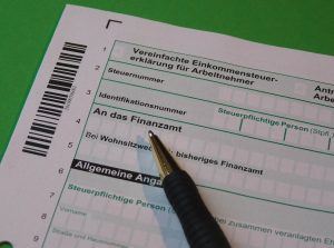 Steueridentifikationsnummer