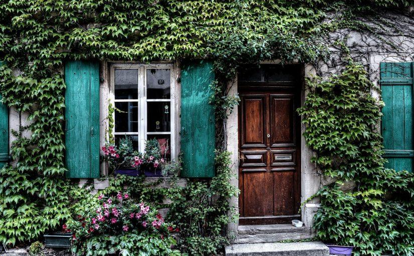 Fassade begrünen Vorteile | Foto:(c) TheoRivierenlaan/ pixabay.com