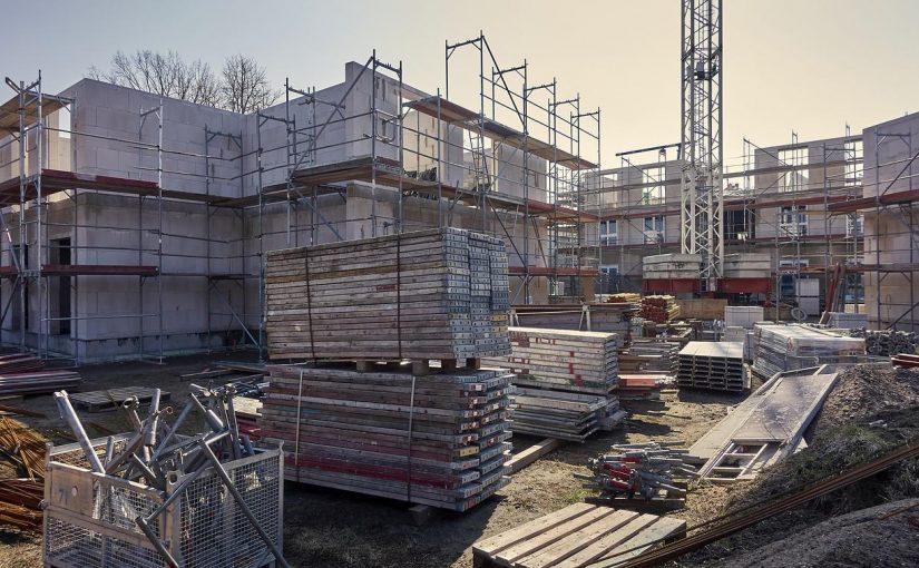 Unterschiedliche Bautätigkeit in Deutschlands Großstädten