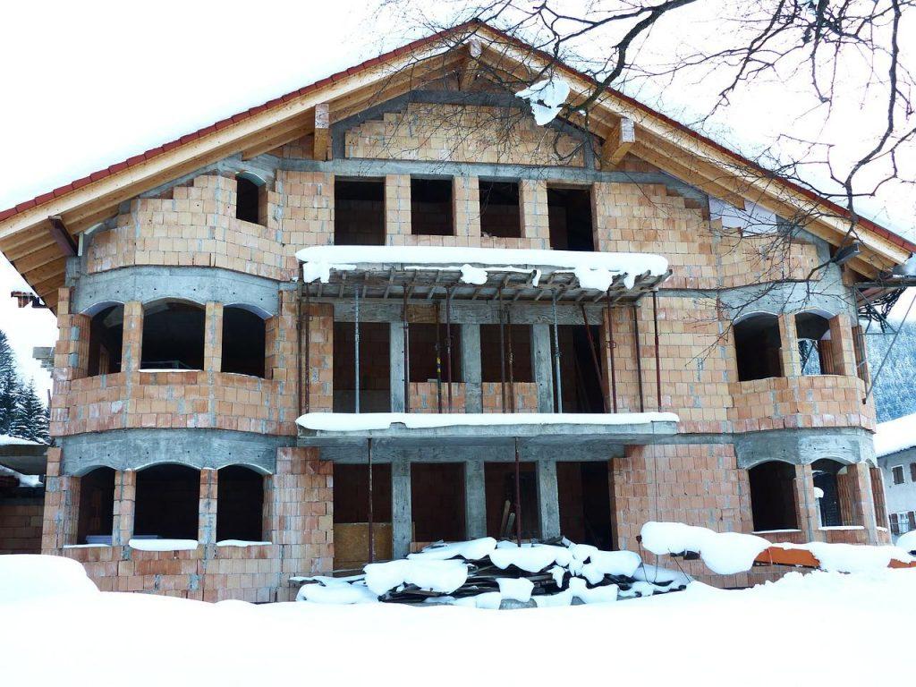 Baufinanzierung Haus
