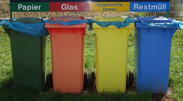 Welche Regeln sind bei der Müllentsorgung zu beachten?