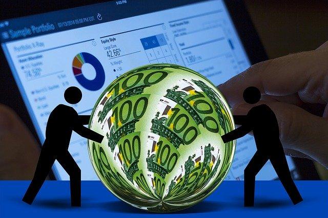 Wird die Finanztransaktionssteuer | Foto: (c) geralt/pixabay.com