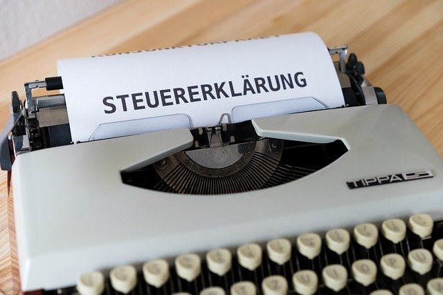 Wann muss die Steuererklärung abgeben?| Foto:(c)viarami/pixabay.com