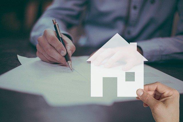 Erbe Immobilie