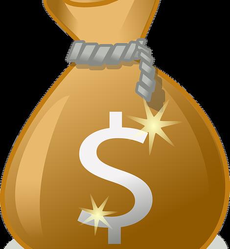Steuern bei Gewinnen | Foto: (c) OpenClipart-Vectors /pixabay.com