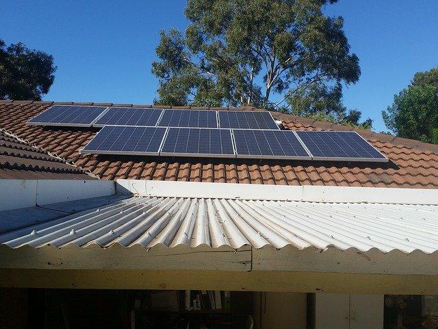 Photovoltaik Anlage Eigenheim